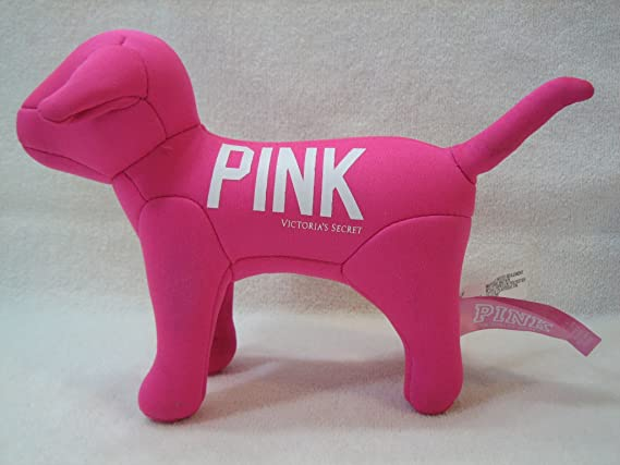 Amazon.com: Victorias Secret Knit 1986 Pink Dog by ...
