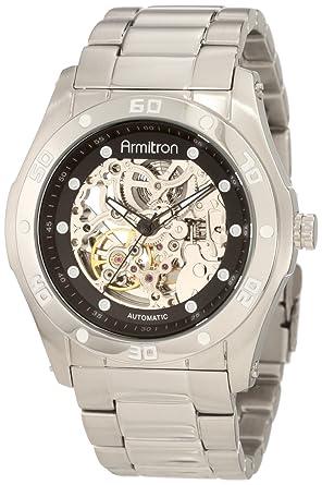 amazon com armitron men s 204406svsv stainless steel automatic armitron men s 204406svsv stainless steel automatic watch