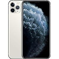 Apple iPhone 11 Pro Max Akıllı Telefon, 256 GB, Gümüş