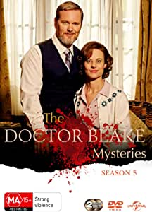 The Doctor Blake Mysteries: Season 5 (DVD)