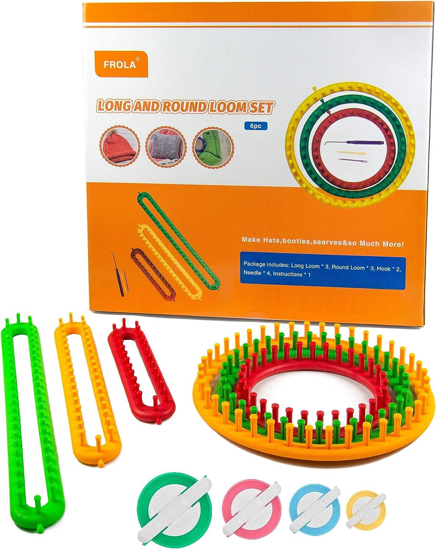 Long Loom and Round Loom DIY Kit