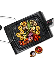 Elite Gourmet EMG-980B Maxi-Matic 14-Inch Electric Indoor Grill