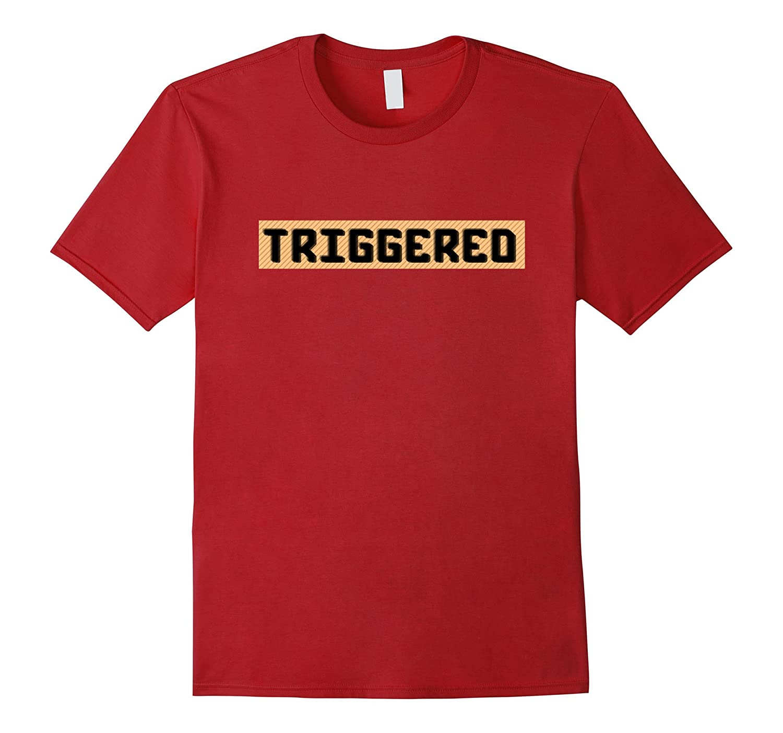 Mens Triggered T-shirt-RT
