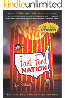 Food inc a participant guide how industrial food is making us fast food nation the dark side of the all american meal fandeluxe Gallery