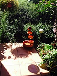 solar brunnen solar springbrunnen gartenbrunnen zierbrunnen solar wasserspiel solar teichpumpe. Black Bedroom Furniture Sets. Home Design Ideas