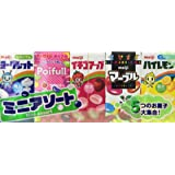 Meiji 5-Mini Candy Assortment Pack (Japanese Imported) [B192][JN-ICSA]