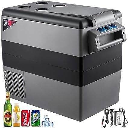 Amazon.es: Compresor pequeño portátil de 55 litros para coche ...