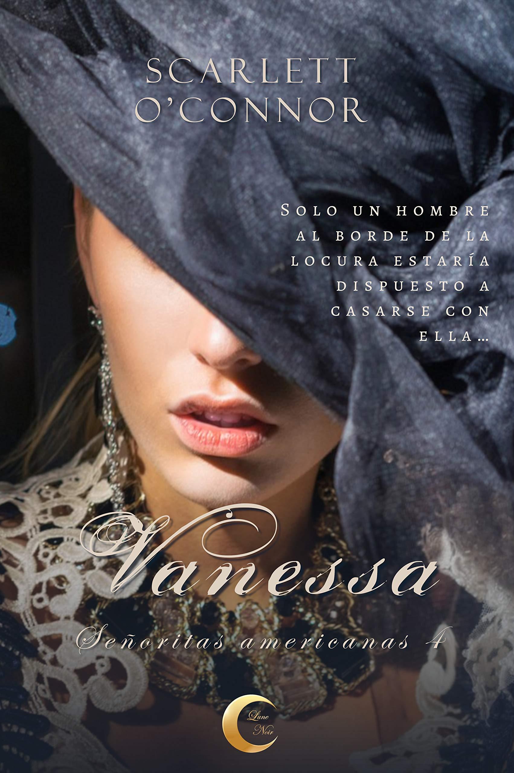 Vanessa (Señoritas americanas nº 4) por Scarlett O'Connor