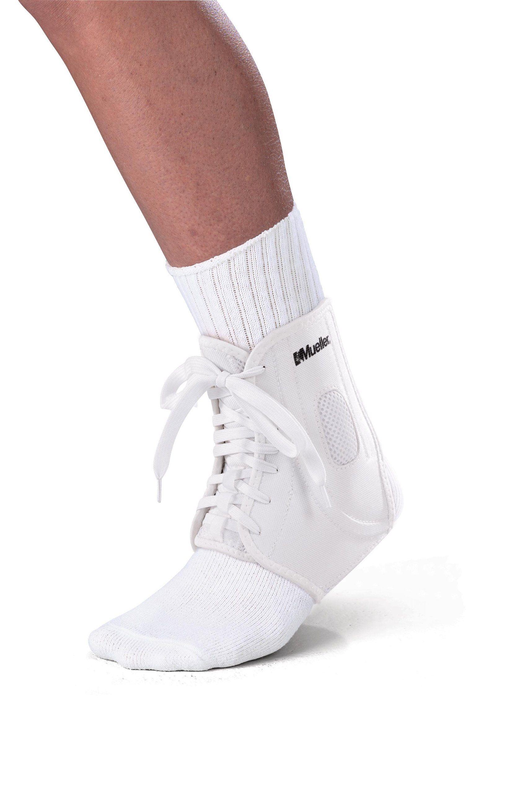 Mueller Atf 2 Ankle Brace, White, Xtra Large