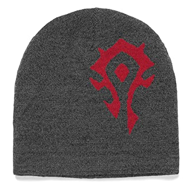 Amazon.com  World of Warcraft Reversible Beanie - Loot Crate Gaming  Exclusive (February 2017)  Clothing 8362cd0fe7b