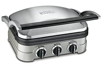 Cuisinart GR-4N 5-in-1 Griddler Panini Press
