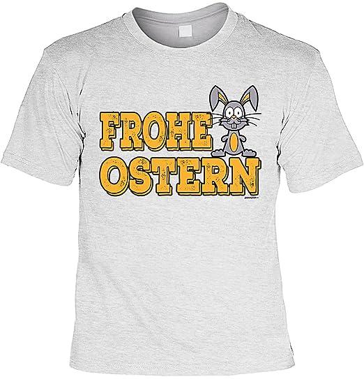 Art Detail Shirt Ostern Lustige Sprüche Fun Tshirt Frohe Ostern
