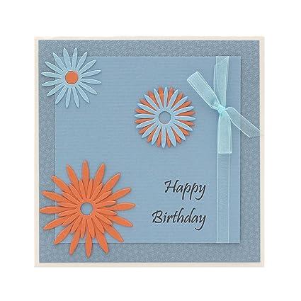 Amazon starburst birthday card fair trade handmade blank starburst birthday card fair trade handmade m4hsunfo