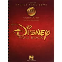 The Disney Fake Book - Piano, Vocal and Guitar Chords: Pvg, Keyboard and All C Instruments