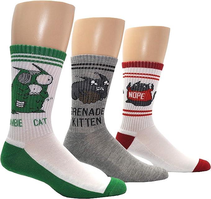 Game Life High Socks Scales Sport Socks Crew Socks