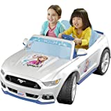 Fisher-Price Power Wheels Disney Frozen Smart Drive Mustang