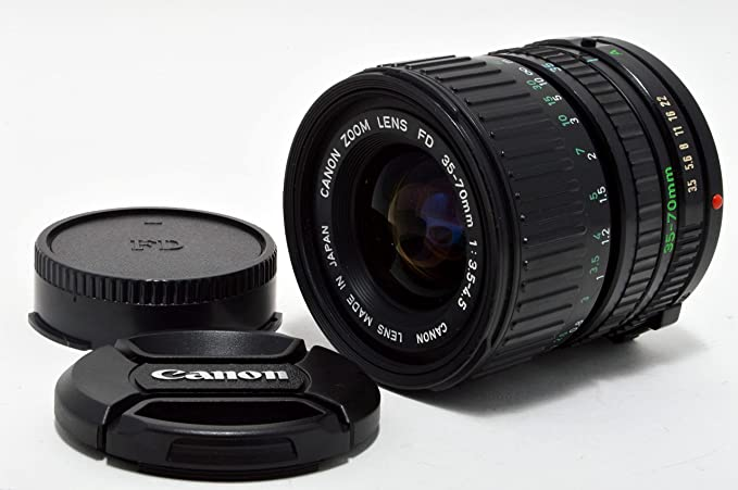 Review CANON MACRO 35-70mm F3.5-4.5