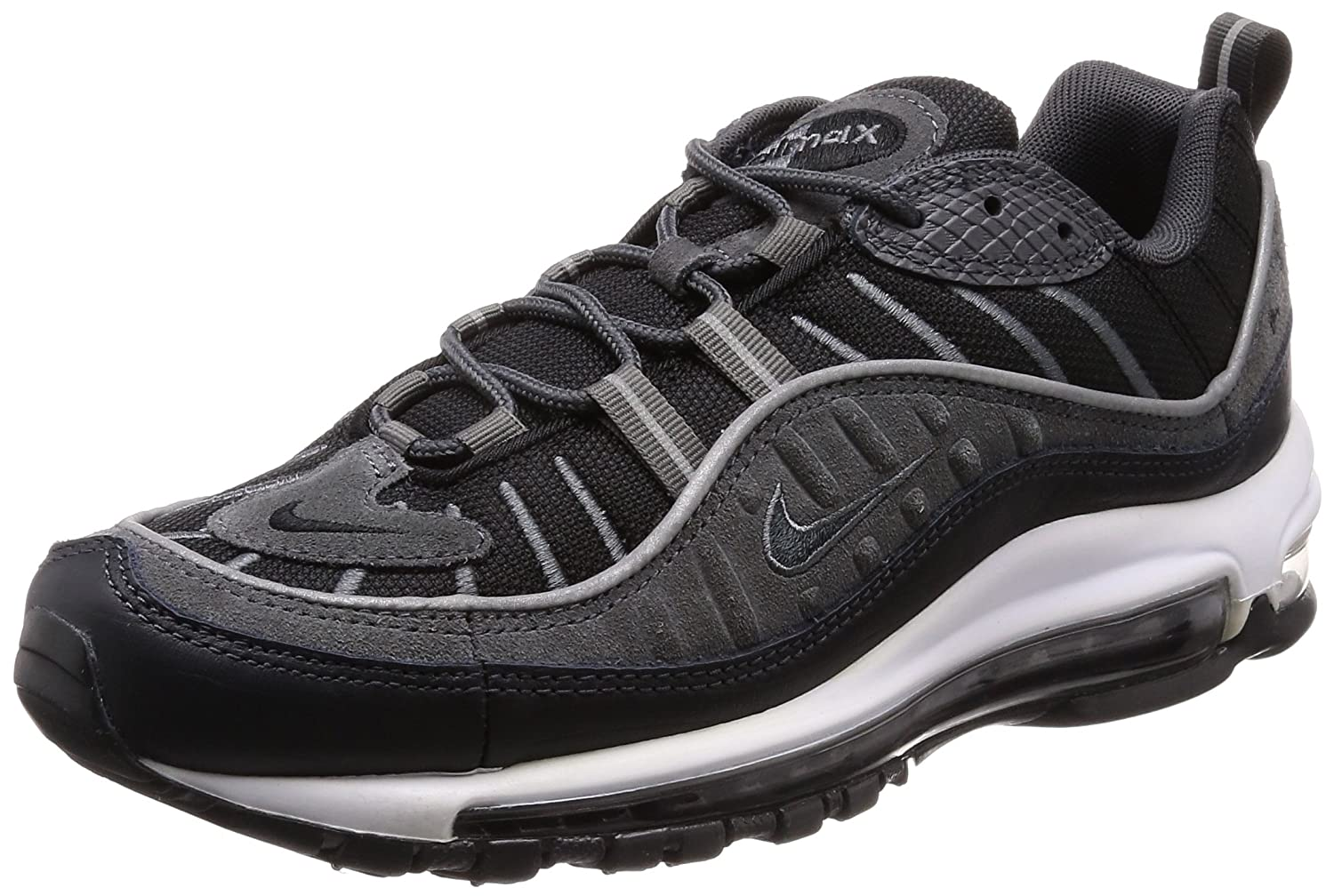 | Nike AIR MAX 98 Black Anthracite AO9380 001 US