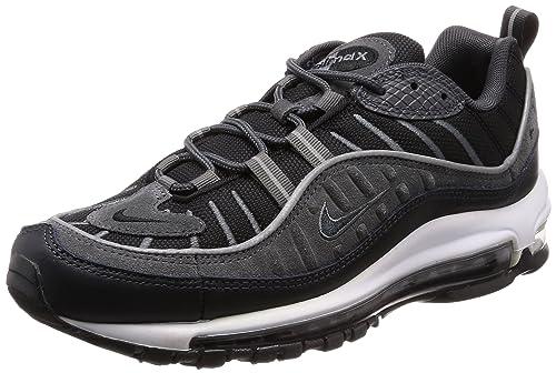 Nike Air Max 98 SE BlackAnthracite Dark Grey AO9380 001
