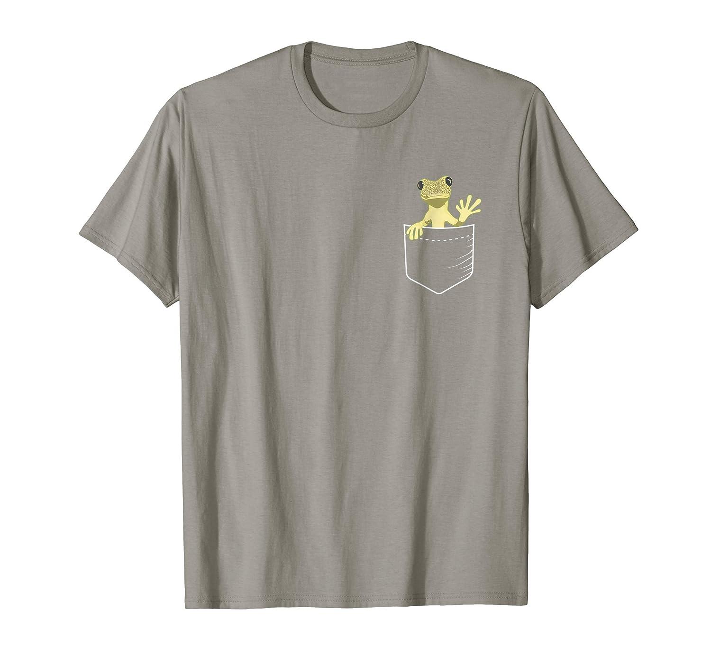 d2d3fd37ff6 Leopard Gecko In Your Pocket Pet Cute Love Lizard T-Shirt-sdu ...