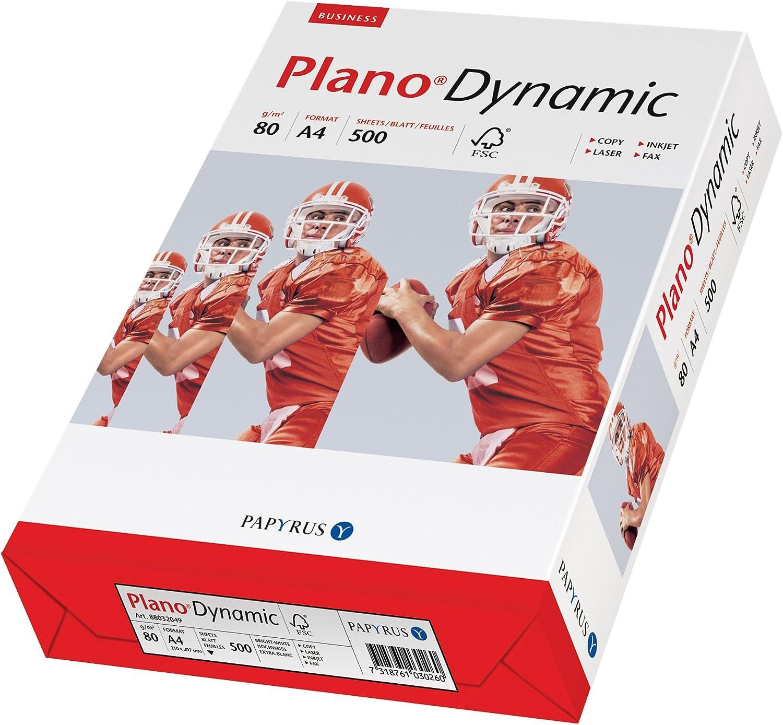 A4 PAPYRUS Multifunktionspapier Plano Dynamic 80 g//qm