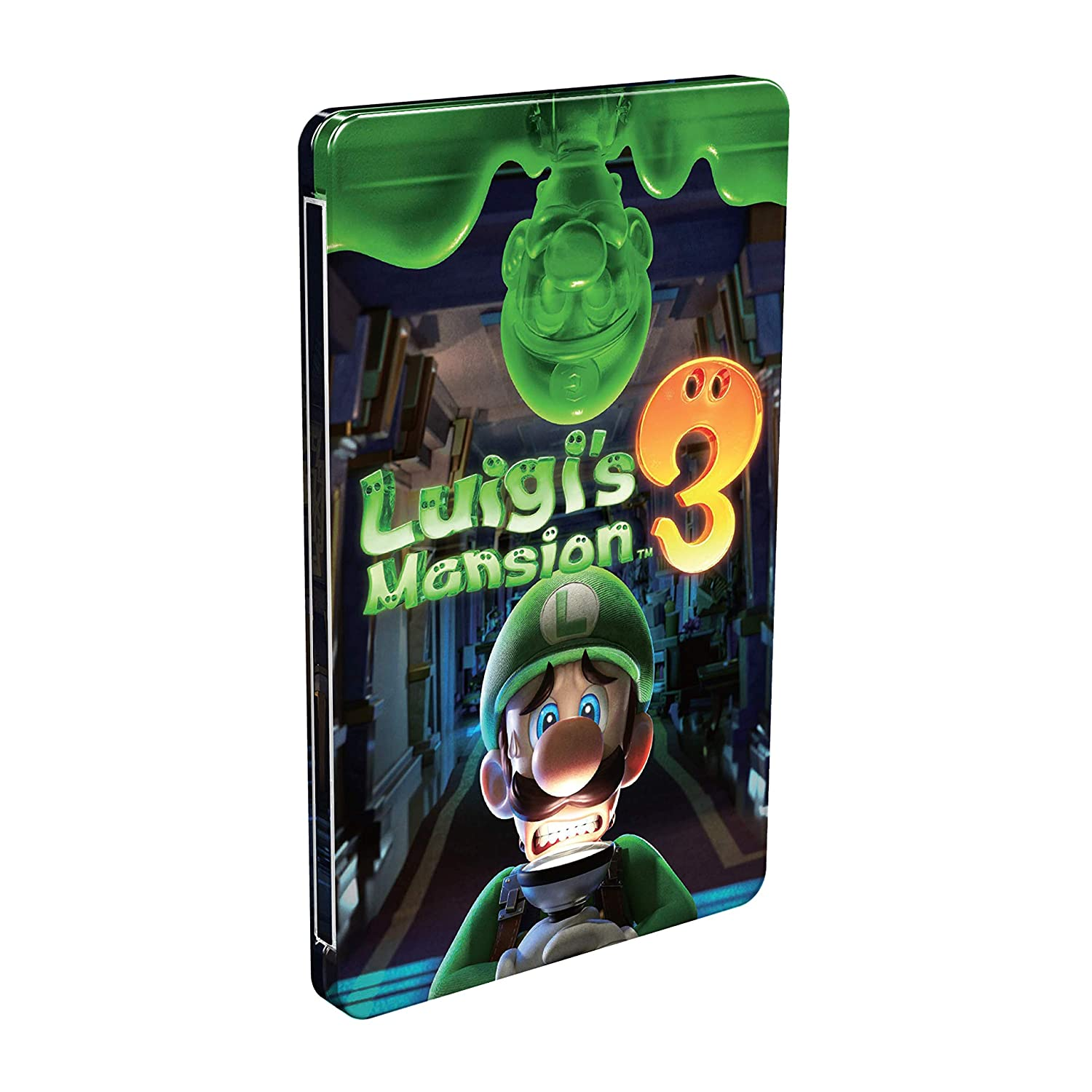 Nintendo Luigi S Mansion 3 Steelbook Nintendo Switch
