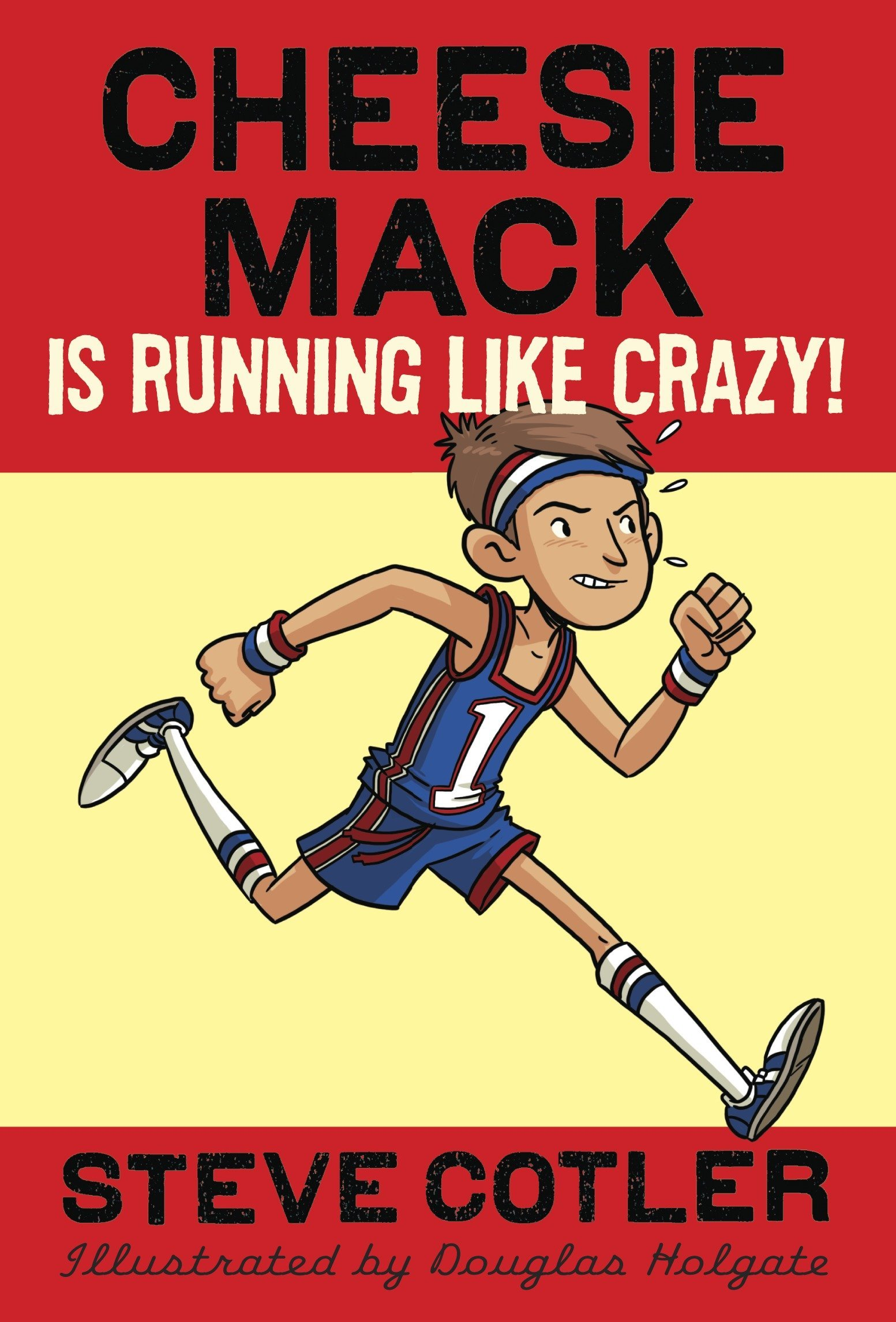 Download Cheesie Mack Is Running like Crazy! ebook
