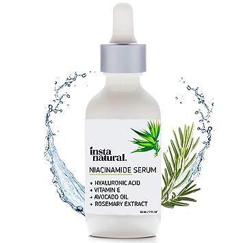 InstaNatural Niacinamide 5% Face Serum