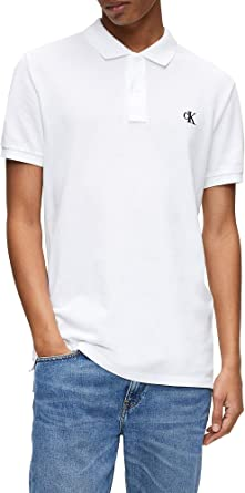 Calvin Klein CK Essential Regular Polo Hombre: Amazon.es: Ropa y ...