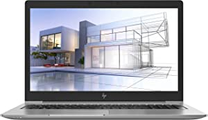 "HP Zbook 15U G5 15.6"" LCD Mobile Workstation - Intel Core i7 (8th Gen) i7-8550U Quad-Core (4 Core) 1.80 GHz - 16 GB DDR4 SDRAM - 512 GB SSD - Windows 10 Pro - 1920 X 1080 - Turbo Silver - English"