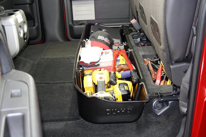 Du Ha 20078 Ford Under Seat Storage Console Organizer Black