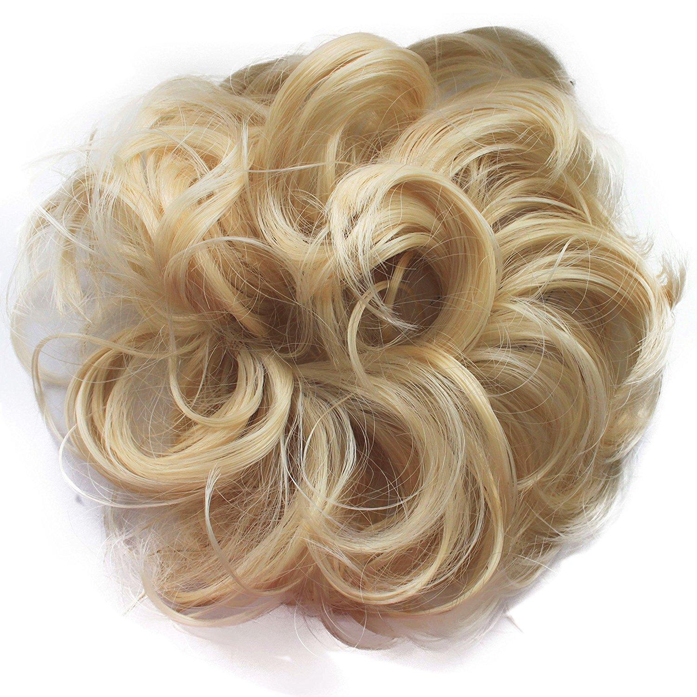 Amazon Prettyshop 100 Human Hair Up Scrunchie Scrunchy