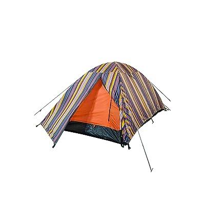 Mountain Warehouse Tente à motifs Festival Dome 2 places