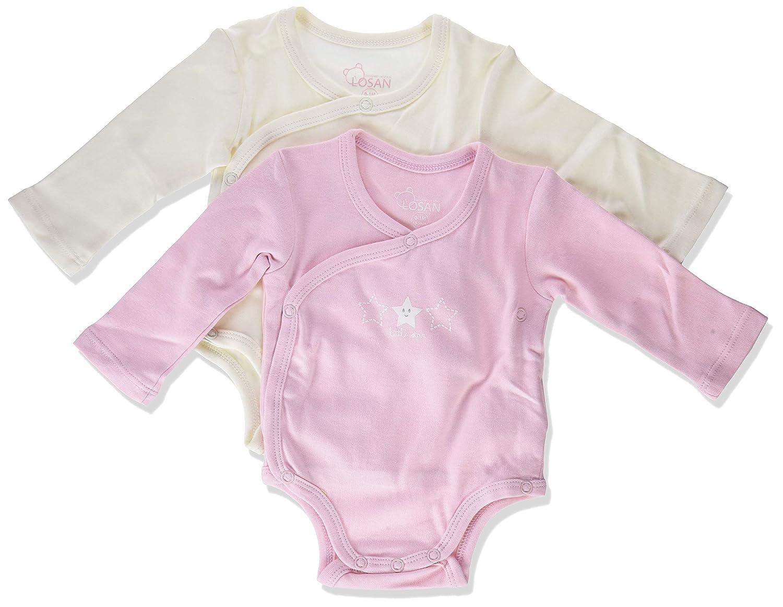 losan, Body para Bebés (Pack de 2) 82V-R200AC