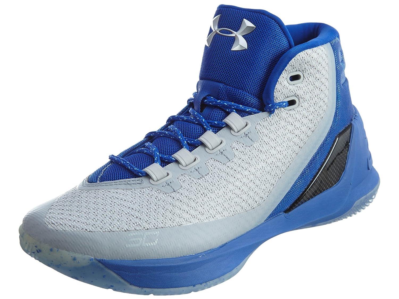 8a9d8307cf9 Under Armour Basketball Stephen Curry 3 Aqua Shoe - Camo - Size 41   Amazon.co.uk  Sports   Outdoors
