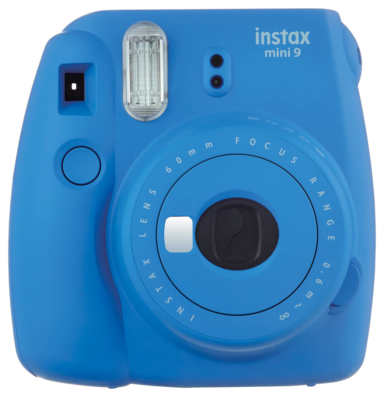 Fujifilm Instax Mini Cámara instantánea Solo cámara Azul Marino