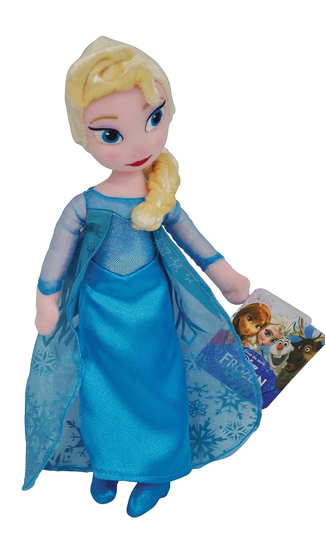 Grandi Giochi plh0174 Peluche Disney Frozen Elsa 25 cm: Amazon.es: Juguetes y juegos