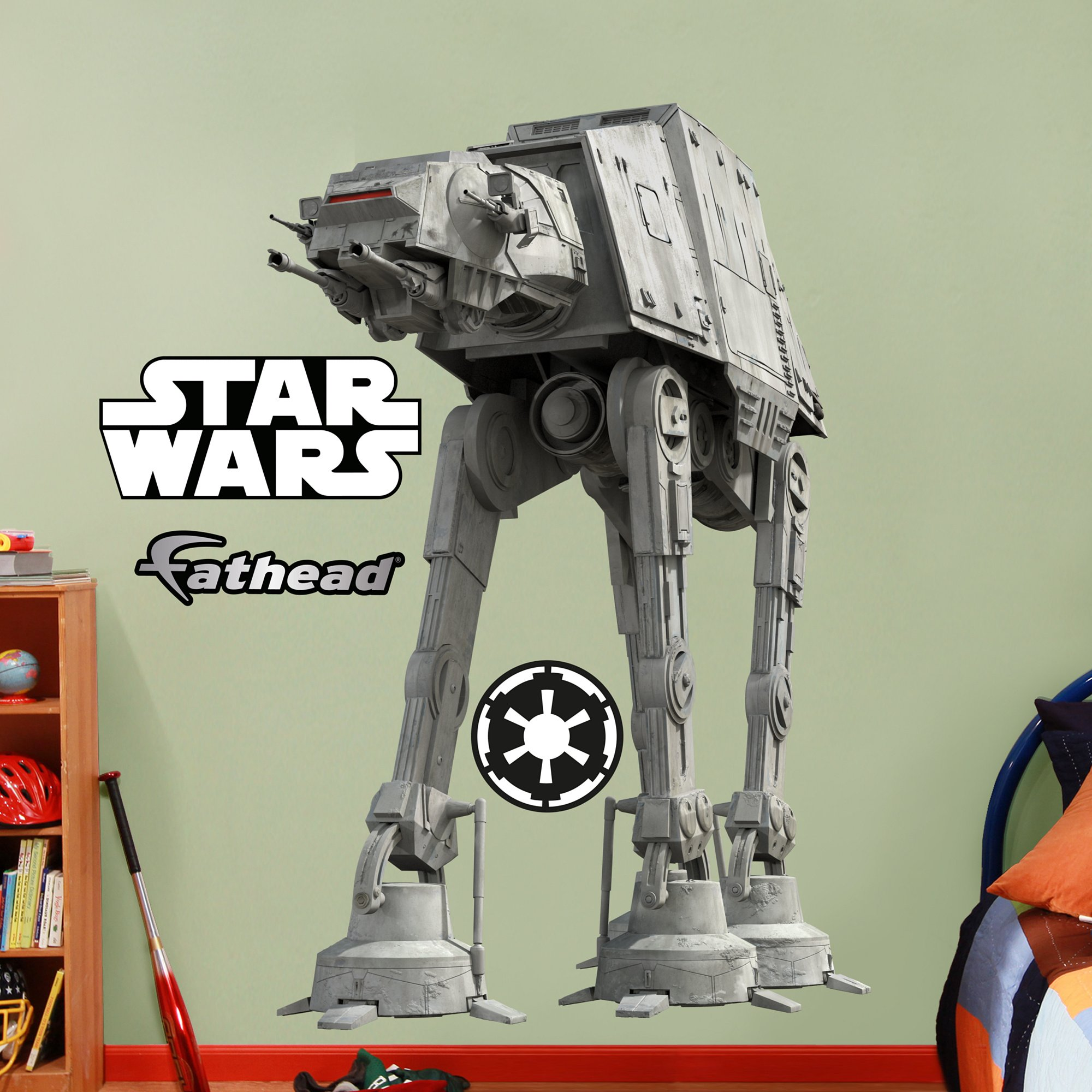 FATHEAD AT-AT Graphic Wall Décor by FATHEAD