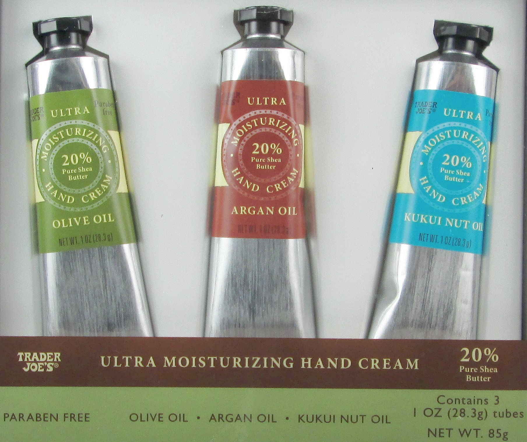 trader joe 39 s ultra moisturizing hand cream 20 pure shea butter enriched with. Black Bedroom Furniture Sets. Home Design Ideas