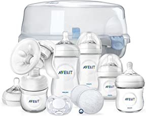 Set Philips Avent Primeros Comienzos Natural