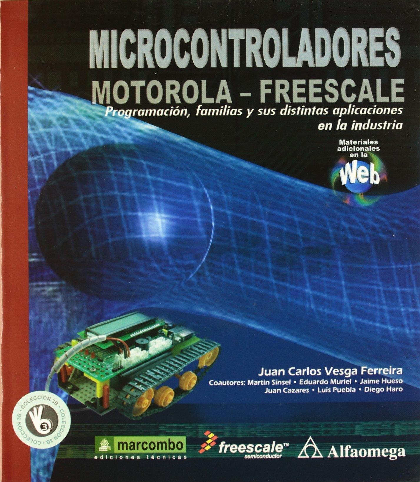 microcontroladores motorola freescale