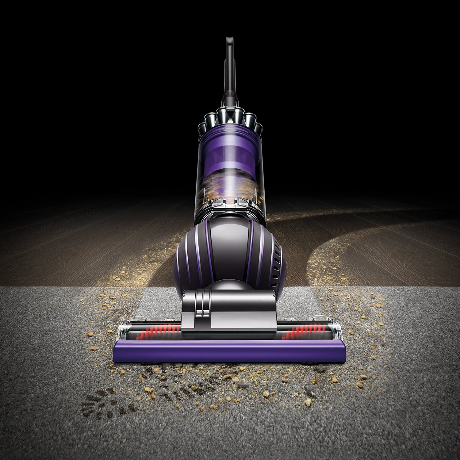 Dyson Ball Animal 2 Upright Vacuum, Iron/Purple (Certified Refurbished) by Dyson (Image #3)