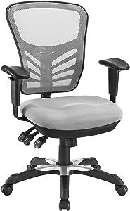 Modway EEI-757-GRY Articulate Ergonomic Mesh Office Chair