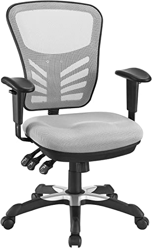 Modway EEI-757-GRY Articulate Ergonomic Mesh Office Chair