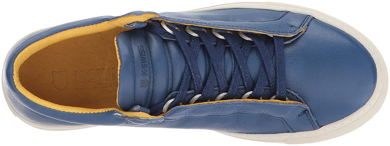 K-Swiss B01MTEP1ZB Women's Novo Demi Fashion Sneaker B01MTEP1ZB K-Swiss 9.5 B(M) US|Bijou Blue/Sulphur 1c4db7