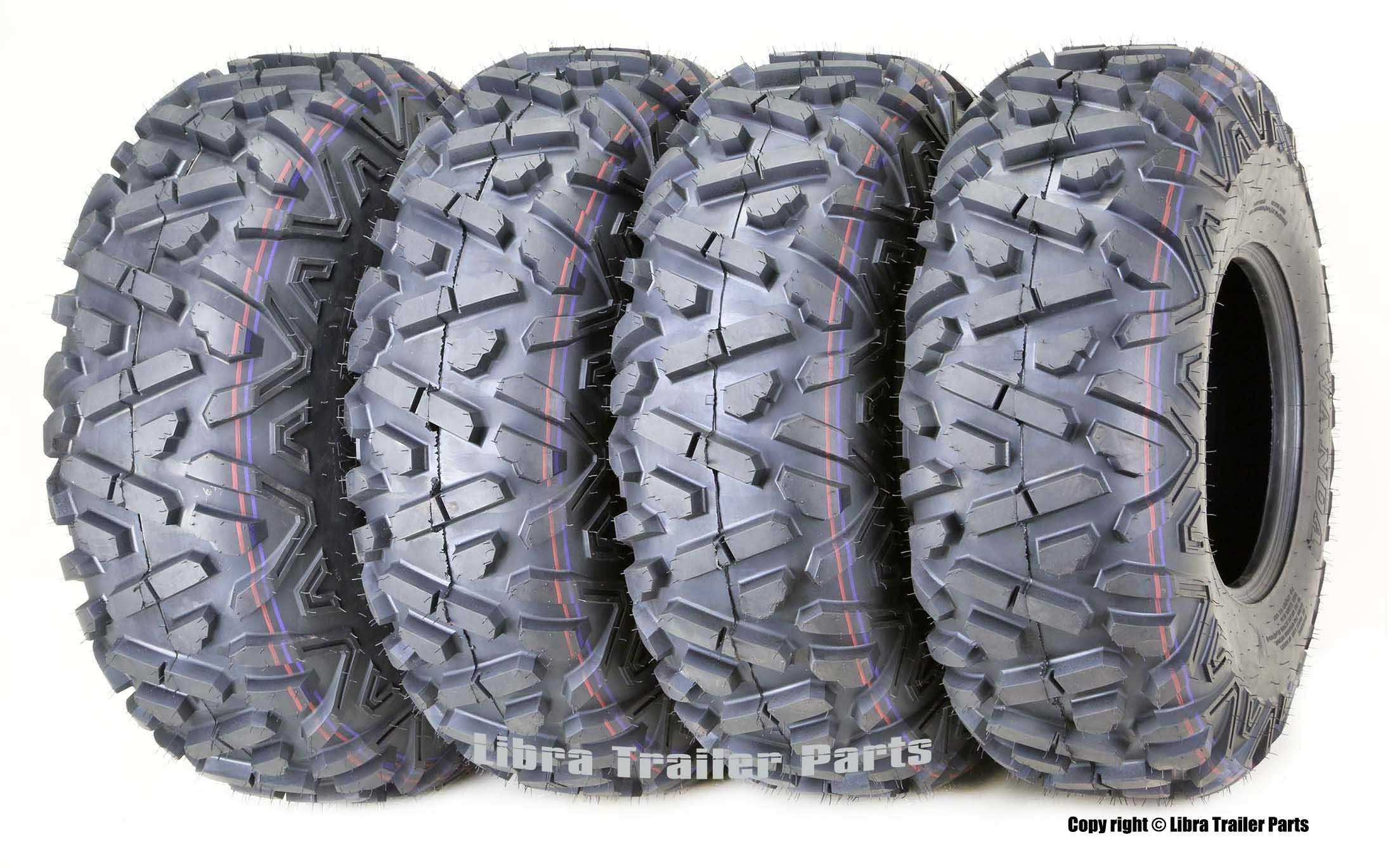 Set 4 WANDA ATV/UTV Tires 32x10R14 Radial 8PR Big Horn Style …