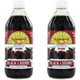 Dynamic Health Black Cherry Juice Concentrate, 16 oz - Pack of 2