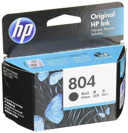 HP 804 4ml 200páginas Negro cartucho de tinta - Cartucho de ...