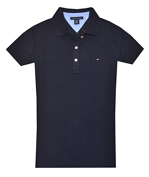 SALE Tommy Hilfiger Polo Tee White XS
