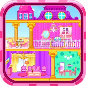 Amazon Com Princess Doll House Decoration Game Appstore For Android